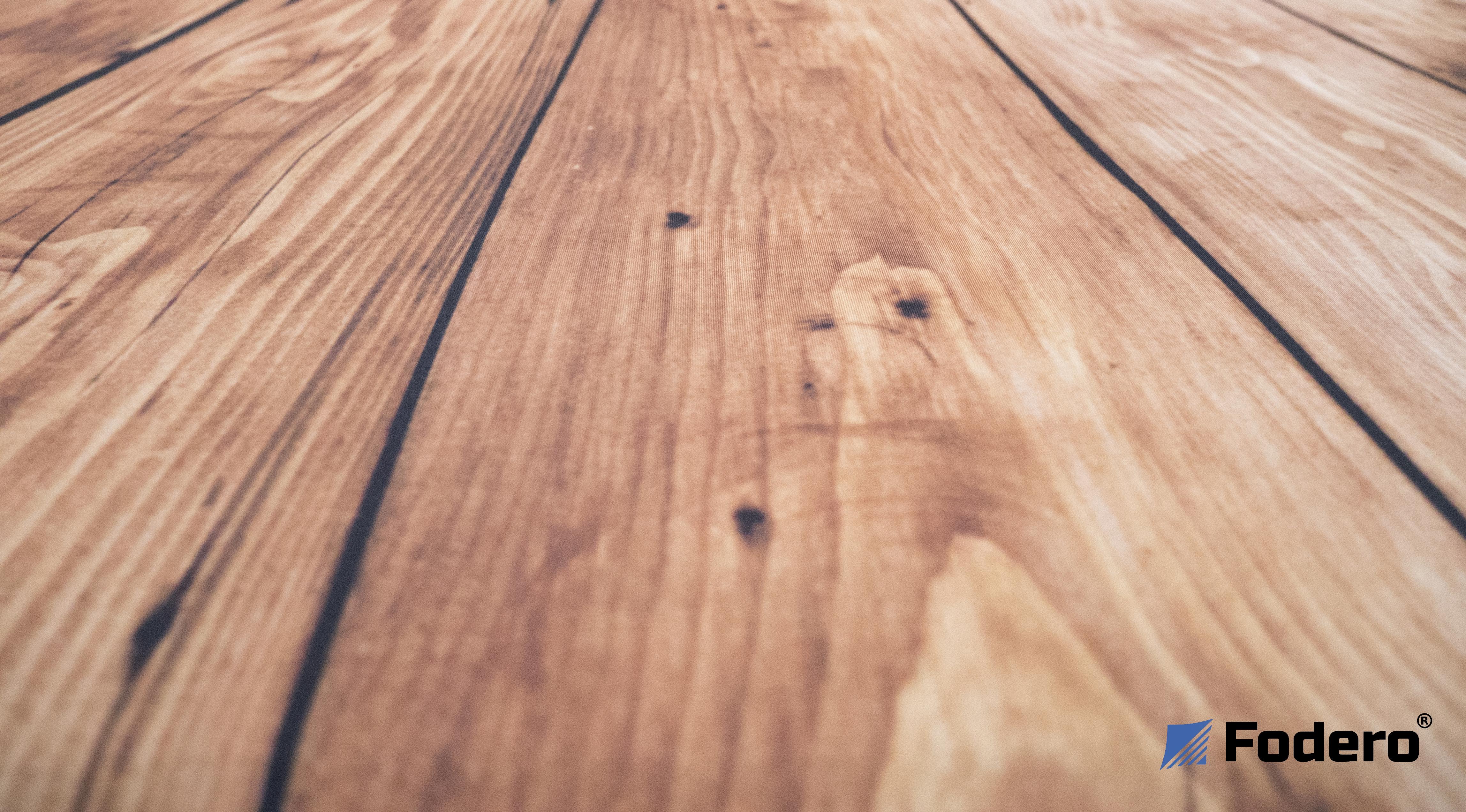 Materiał drewniany - zbliżenie