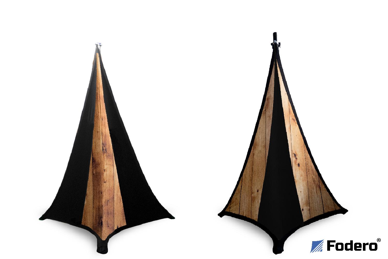 osłon na statyw drewniana fodero